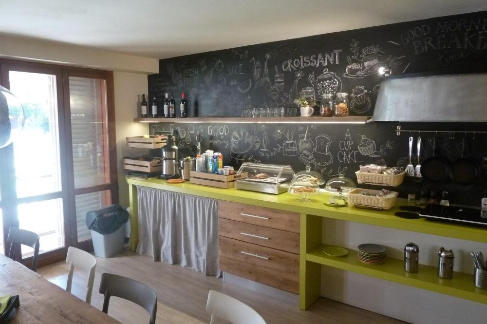 Villa le Vigne - Cucina