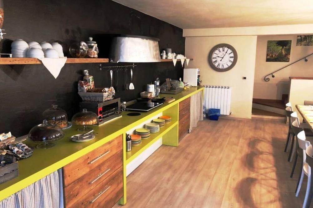 Villa le Vigne - Zona colazione